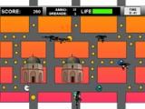 flash игра Pacman war