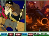 Treasure Planet: Similarities