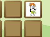 Droopy Dog: Memory game
