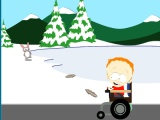 The south park Timmy game