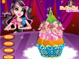 Ever After High Cake Decor
