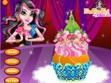 Ever After High Cake Decor