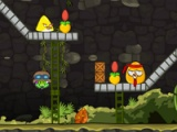 flash игра Destroy mine hole