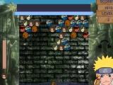 flash игра Naruto Bubble