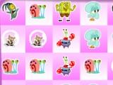 flash игра Sponge Bob aquarepants match 3