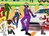 flash игра Race Boy Dress Up