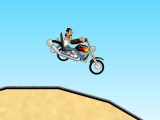 flash игра Stunt Guy Tricky Rider