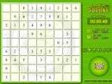 flash игра Auway Sudoku