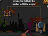 flash игра Basketball Cannon