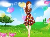 Bloom Girl Dressup