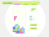 flash игра Ws-Tetris