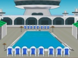 flash игра Ship's Pool Decor