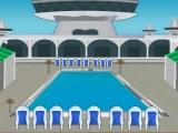 flash игра Ship's Pool Decor