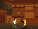 flash game Ben 10 Kung Fu