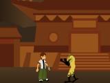 flash игра Ben 10 Kung Fu
