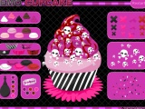 flash игра Emo Cupcake