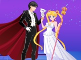 Sailor Moon: Giydirme
