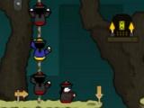 flash игра Flying talisman