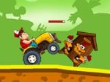 flash игра Crazy racers