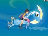 flash игра Pony Racing