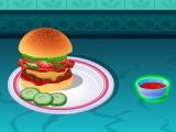 flash игра Cheeseburger