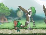 flash игра Troll's fight