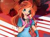 Dainininkė Bloom