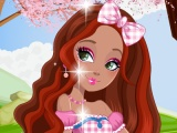 Ever After High Cedar Wood Polish Makeover