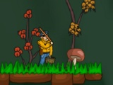 flash игра Awesome Mushroom Hunter