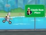flash игра Madmen Racing