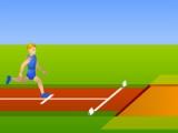 flash игра Long jump