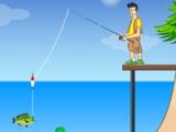 flash игра Fish hour