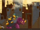 flash игра Ultimate monster runner