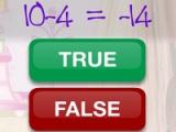 Barbie maths test