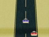 Shanghai taxi: race