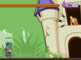 flash игра Princess rush