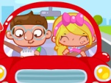 flash игра Driving lesson: slacking