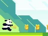 flash игра Super panda land