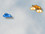 flash игра Cloud Wars: Sunny day extreme