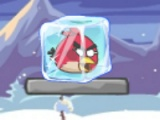 flash игра Unfreeze angry birds