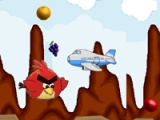 Hungry angry birds