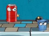 flash игра Bucket cop