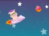 flash игра Piggy's сupcake quest