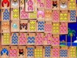 flash игра Mahjong Sonic