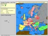European countries - Level Three
