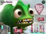 Pascal at the dentist