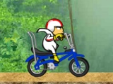 Kick Buttowski: moto rush