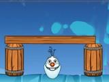 flash игра Protect Olaf