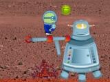 Minion the astronaut