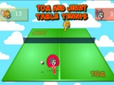 flash игра Tom and Jerry: Table tennis